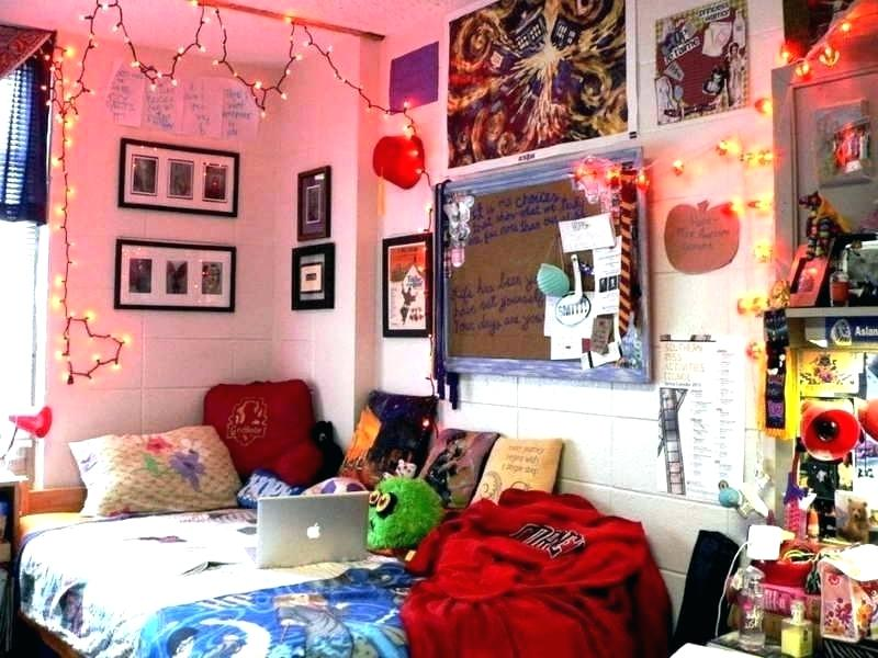 Use Tumblr lamp that fit with the color of the wall.