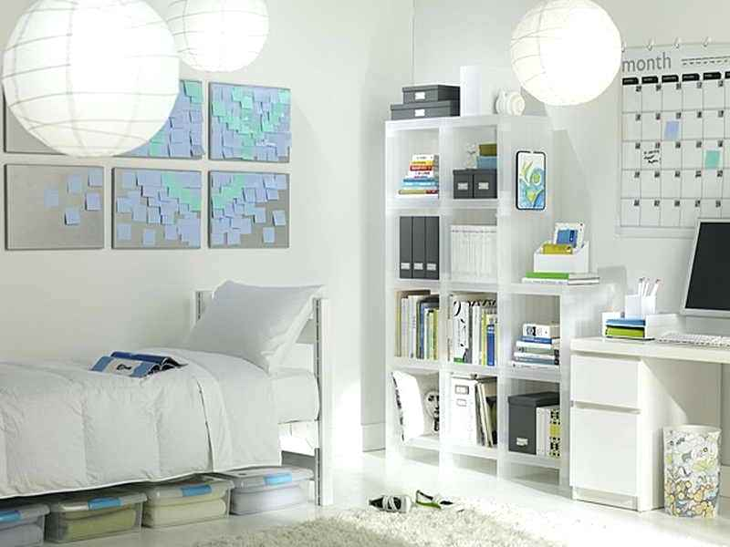 use white color for the dorm.