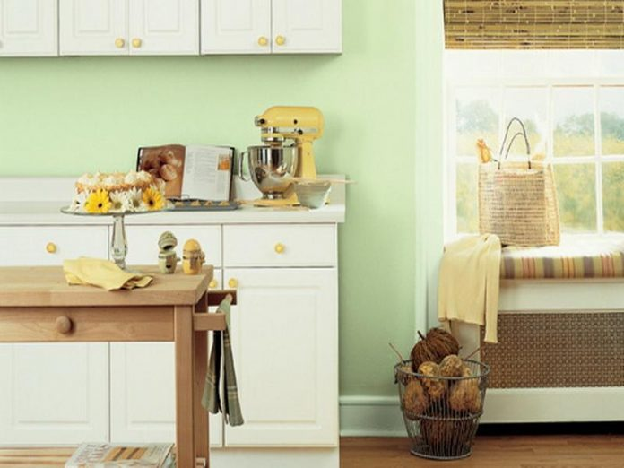 Beautify The Appearance of The House with Pastel Colors