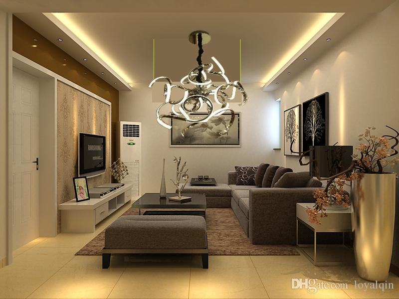 pendant lamp abstract to make attractive room.