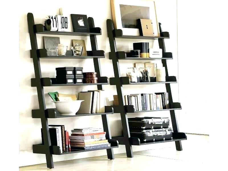 the shelves that stand sideways is a great shape.