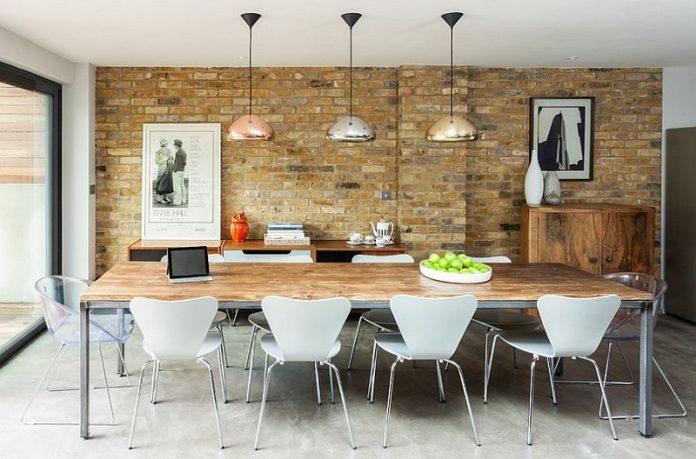 Contemporary Dining Room Interior Design