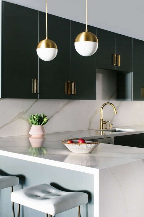 3 Types Of Contemporary Kitchen Interior Design Ideas Bring Elegance