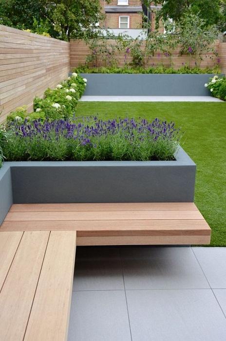 Modern Mini Garden Design Ideas