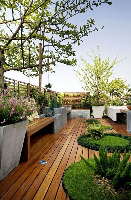The Best Modern Rooftop Garden Design Ideas Including Useful Tips For You