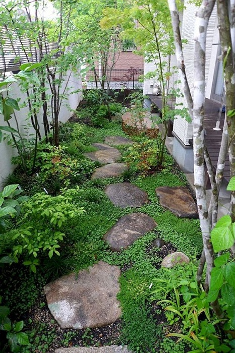 15 Stunning And Chic Side Yard Garden Design Ideas To Make Your House Alive