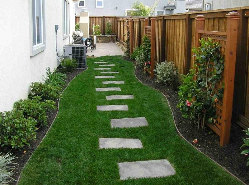 FIND OUT: The Best 15 Side Yard Garden Design Ideas on Small Side Yard Ideas id=20060