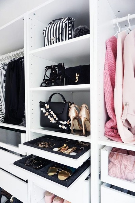 The Best Closet Organization Ideas For Women's Will Not Damage Your Bedroom decor Look