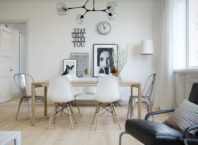 15 Amazing Scandinavian Dining Room Interior Design Ideas Beautified With Minimalist interior And Decoration