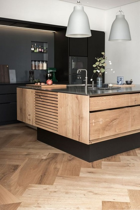 Stylish And Trendy Wooden Kitchen Interior Design Ideas Complete The Beauty In Your House