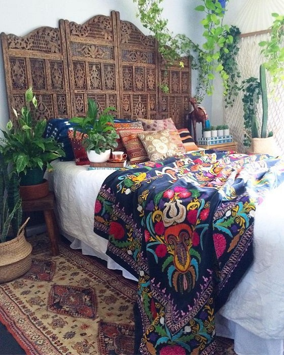 Secret Decoration Of Using Bohemian Bedroom Rug Decor Ideas Will Be Your Favorite
