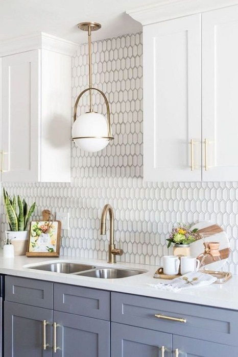 Applying Kitchen Backsplash Design Ideas To Bring Beauty And Fancy In The Kitchen