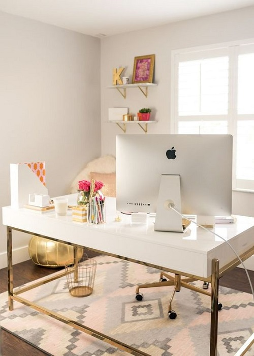The Most Modern Home Office Table Design Ideas Will Mesmerize Your Eyes