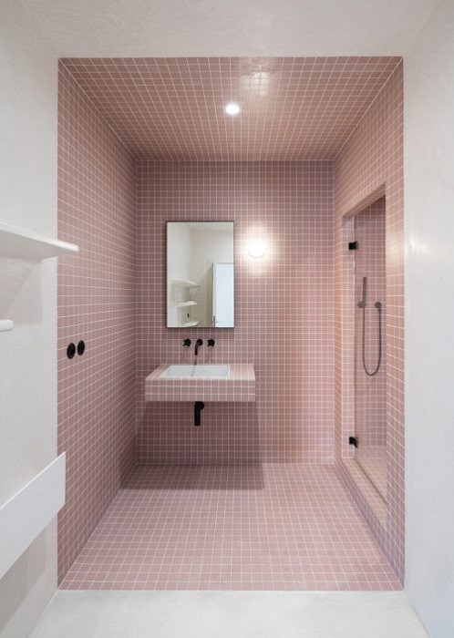 15 Attracting Pastel Bathroom Interior Design Mesmerize Your Eyes With Gorgeous Ideas