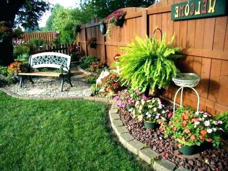 Small Backyard Landscaping Design Tips Simdreamhomes