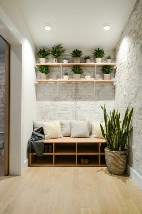 10 Smart Ways To Apply White Brick Wall Interior Design For Your Modern Living Room