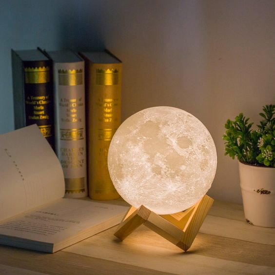 moon lamp for bedroom