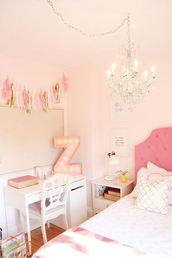 fancy pink wall paint