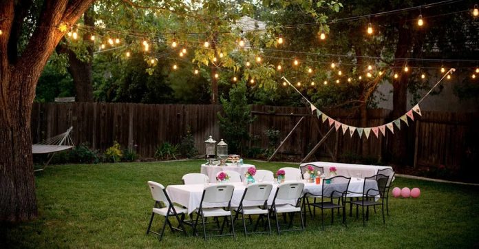 party decor ideas