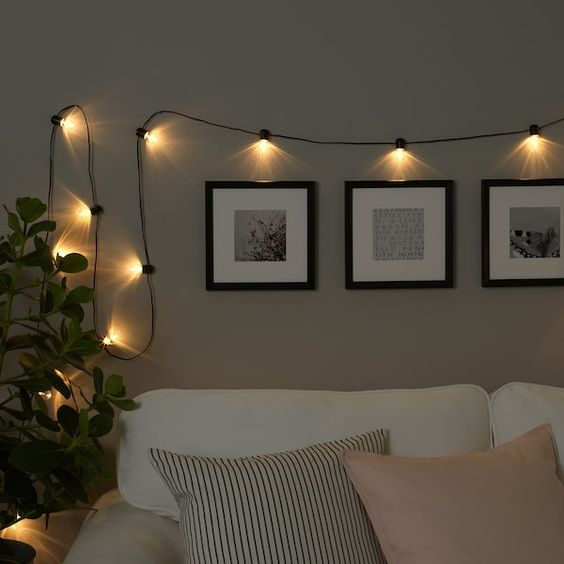 led string light for comfy the room