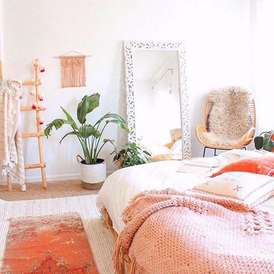 Pink Bedroom Decoration