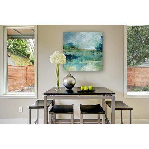 naturalism painting for dining room
