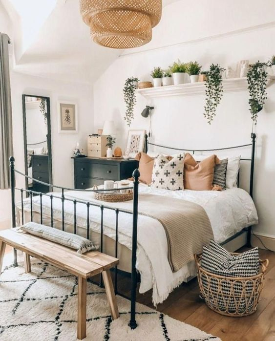 cozy and fresh bedroom tips decor