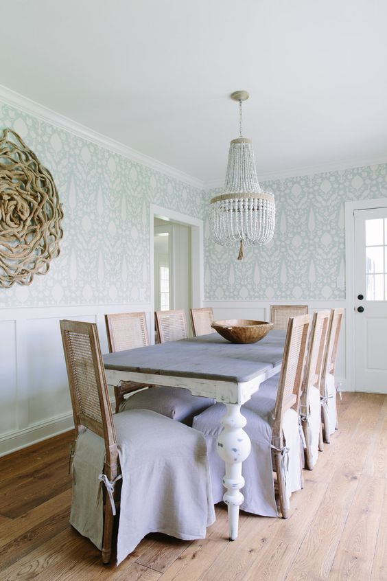 beautiful dining room decors