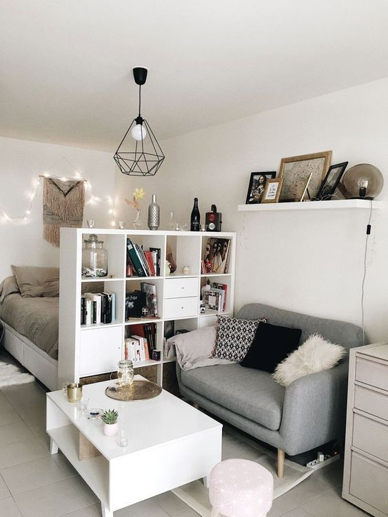 effective tips small apartment decors