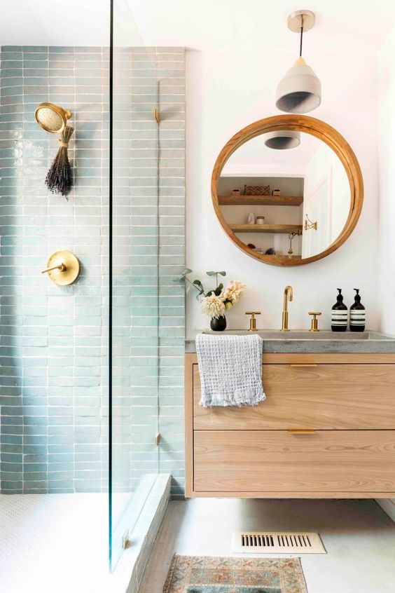 fresh bathroom decor ideas