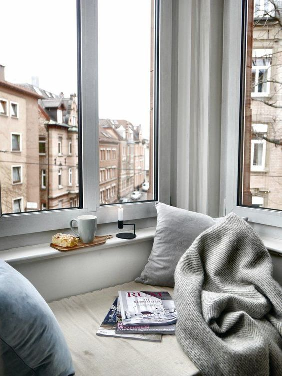 Scandinavian Room Window