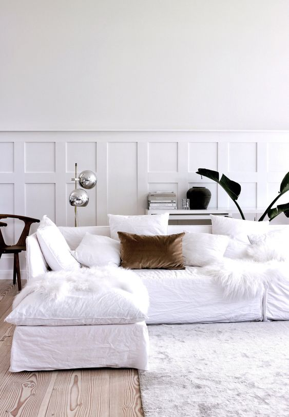 modern minimalist scandinavian