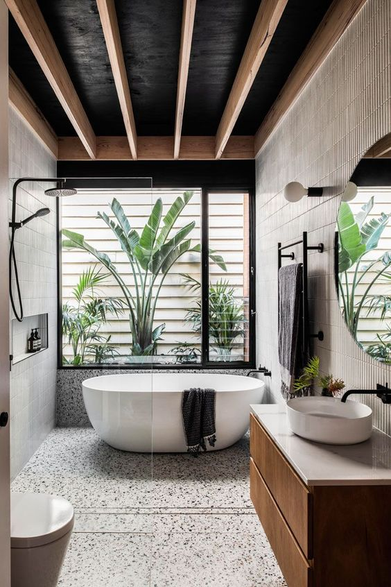 Alive Bathroom Ideas