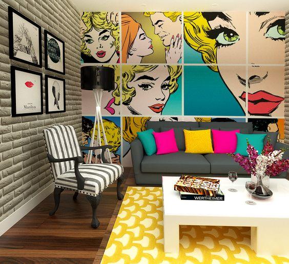 cozy retro minimalist design