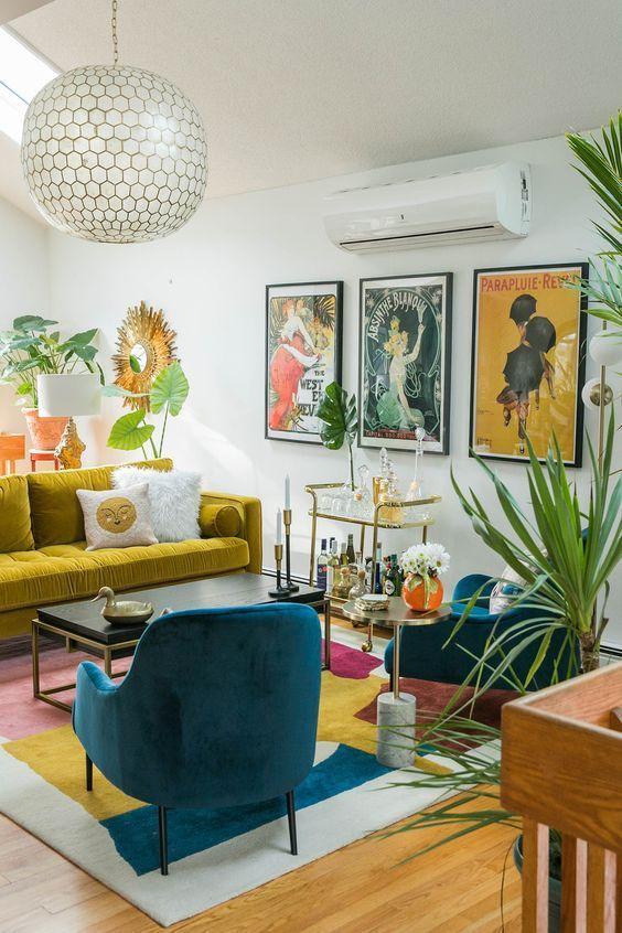 retro minimalist house