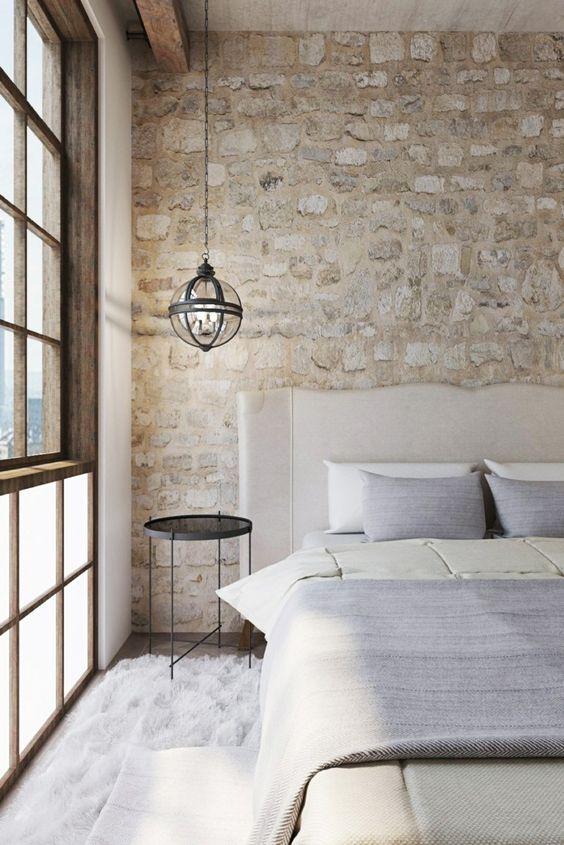 rustic minimalist home decor