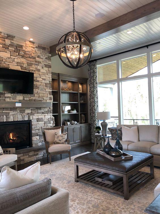 cozy rustic minimalist home decor
