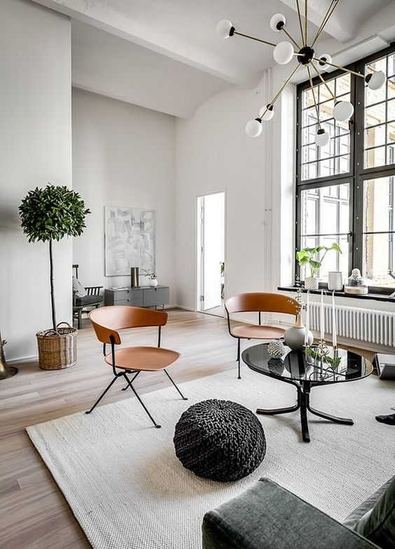 Bright Appearance of Scandinavian Design