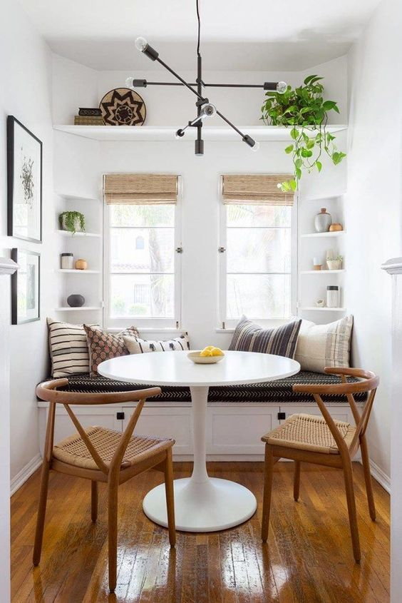 scandinavian small dining room ideas