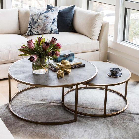 small living room coffee table