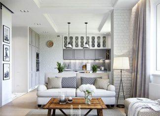 Beautiful Open Plan Kitchen Living Room Simdreamhomes