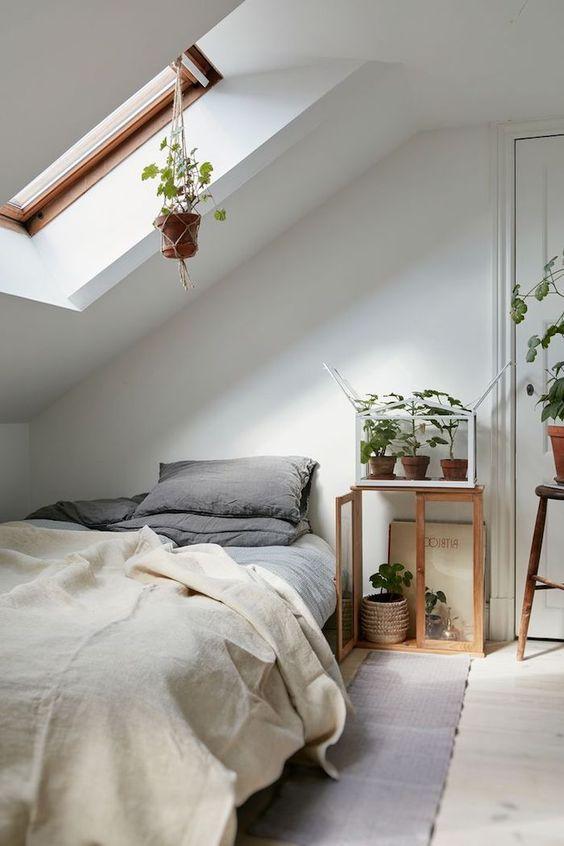 cozy attic