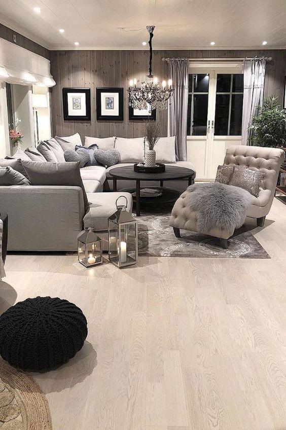 chesterfield sofa for elegant living room