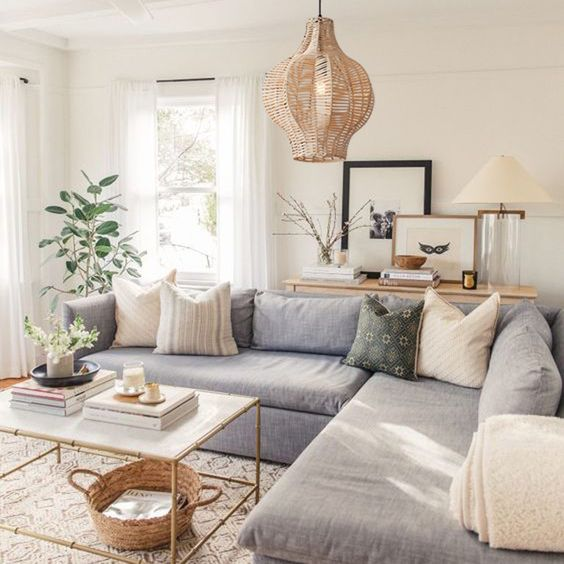 right decors for small living room