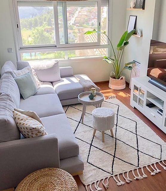 cozy small living room