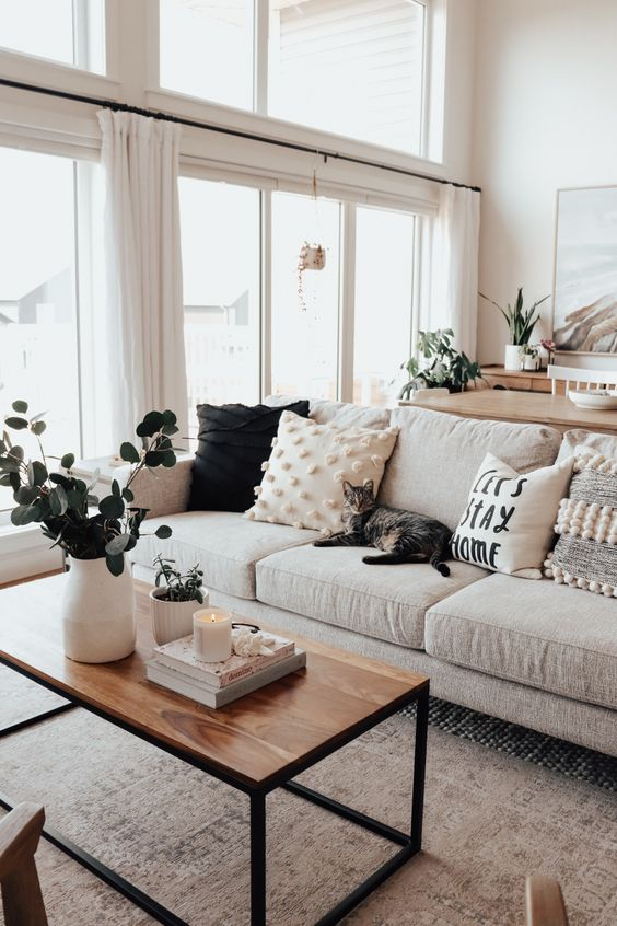 beautiful small living room