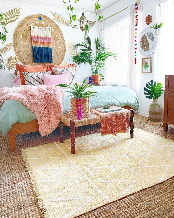 great summer bedroom