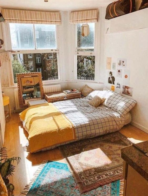 natural lighting for small bedroom