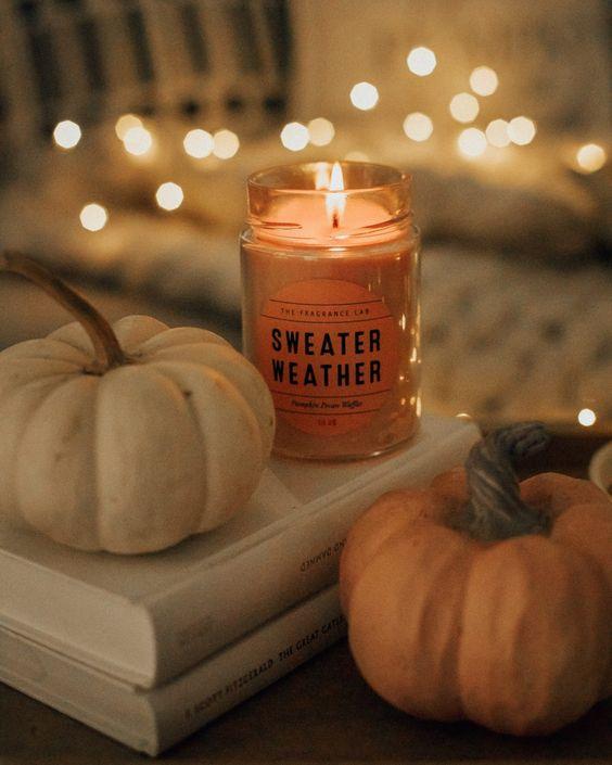 pumpkin bedroom decor