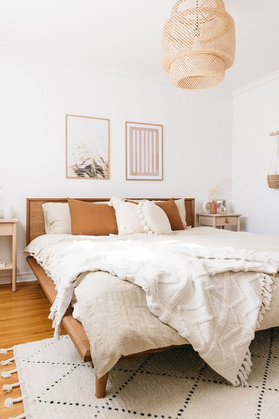 soft colors for calm room